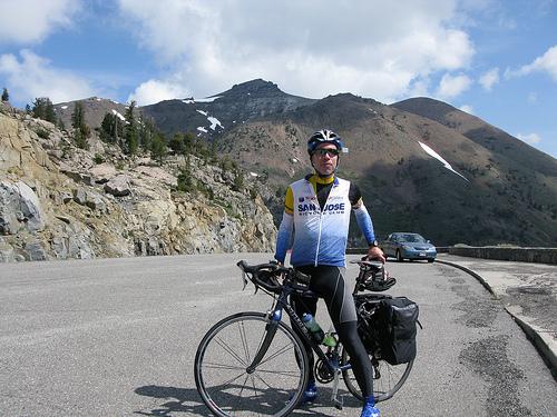Carson Pass. 8000 feet
